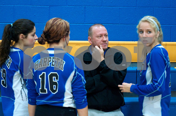 Lady Indian Volleyball 2012 Vrs Goodpasture State Sectional