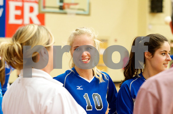 Lady Indian Volleyball 2012 @ Cheatham