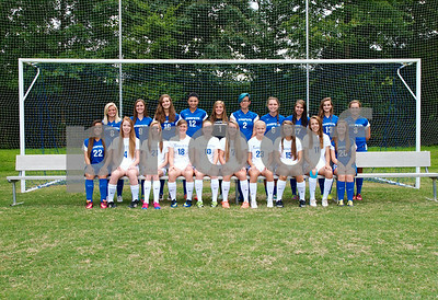 Ladies High School Soccer 2014