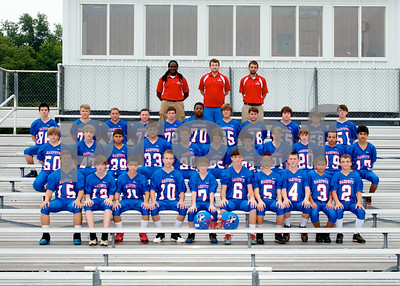 Middle School Football 2014